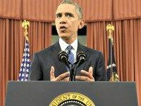 Obama Oval Saul LoebAP