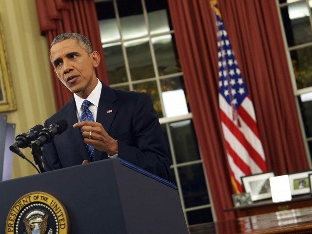 Obama Terror Speech (Saul Loeb / Pool Photo via Associated Press)
