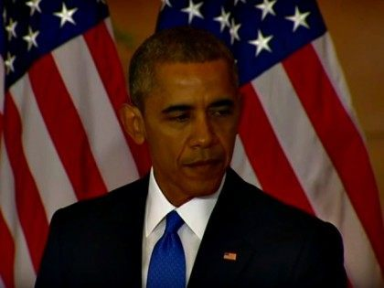 Obama speech rebukes Trump AP