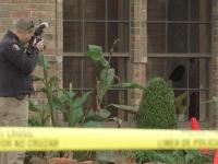 Pasadena Burglary Suspect Shot