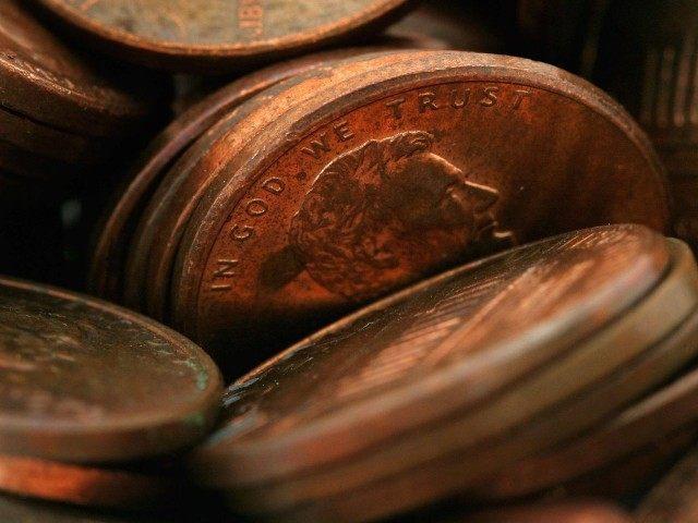 Pennies (Tim Boyle / Getty)