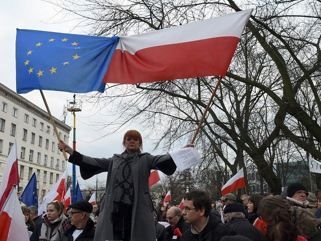 POLAND-POLITICS-DEMO