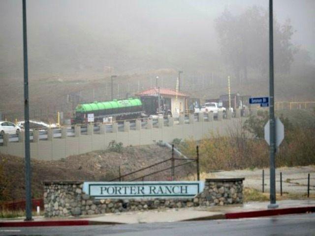 Porter Ranch AFP