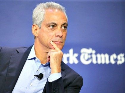 NY Times Proclaims 'Cover-Up in Chicago,' Calls for Mayor Rahm Emanuel to Resign