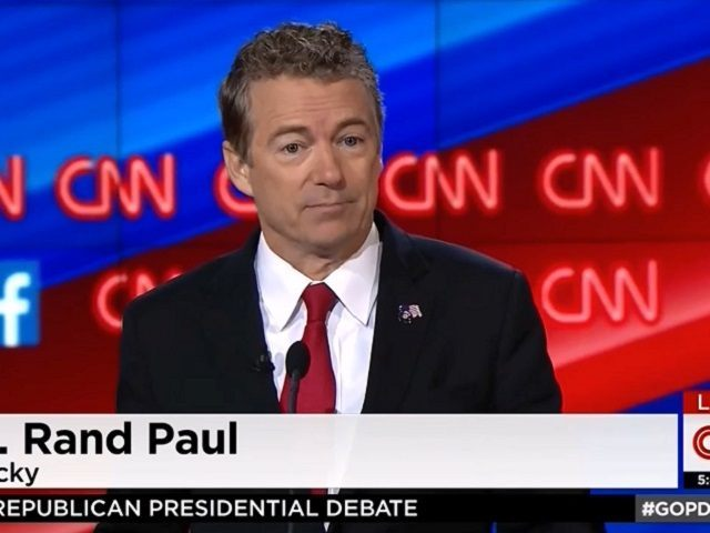 Rand: Some Of Rubio and Trump's Policies Against 'What ...
