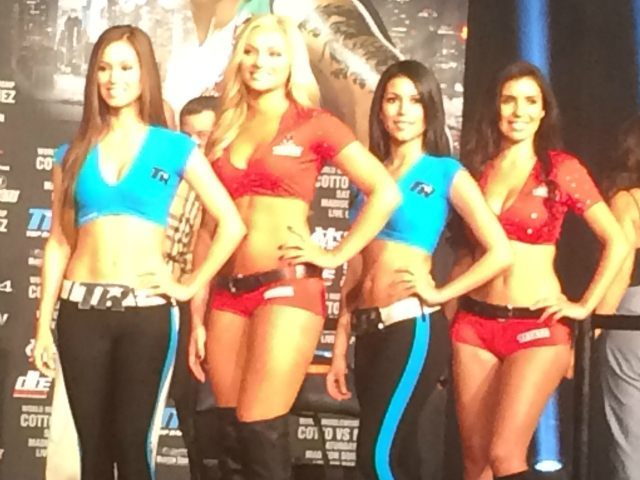 Ring Girls NYC