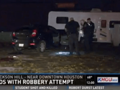 Armed Texan Stops Robbery
