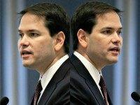 Rubio Speaks Out of Both Sides of His Mouth
