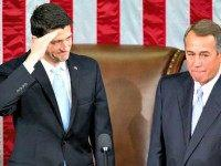 Ryan Salutes Boehner AP PhotoAndrew Harnik