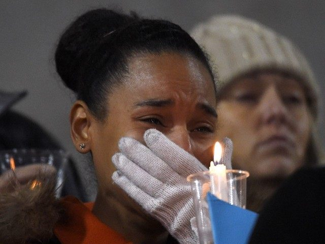 San Bernardino vigil (Mark J. Terrill / Associated Press)