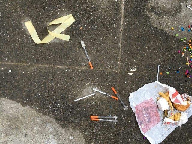 Image result for san francisco syringes