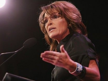 Sarah Palin on Florida School Shooting: 'We Need to Discuss the Failure of the FBI,' Not Second Amendment