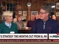 Joe Scarborough: 'Vicious' Megyn Kelly 'Vicious' Attacked Donald Trump 'Like Rachel Maddow'