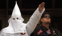 Groups Collide Around Texas Mosque Protests as KKK Enters the Fray