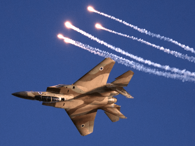 ISRAEL AIR FORCE fighter jet