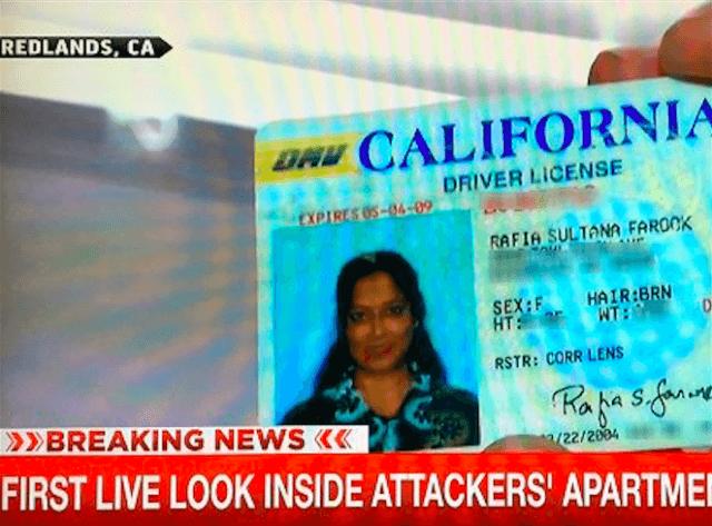 Rafia Farook (MSNBC /David Boles / Twitter)