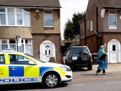 Muslim Police Luton London