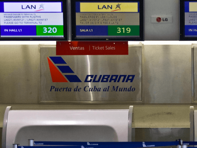 Cubana airlines (Ronaldo Schemidt / AFP / Getty)