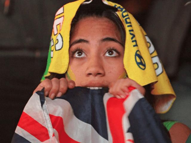 AUSTRALIA Fan Britain Union Jack rugby