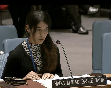 Nadia Murad Basee Taha