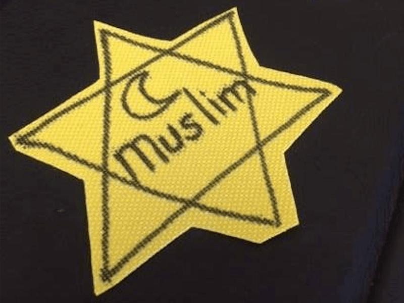 Islam Prof Used Holocaust Symbol To Protest Islamophobia