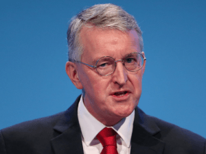 Hilary Benn Labour Party