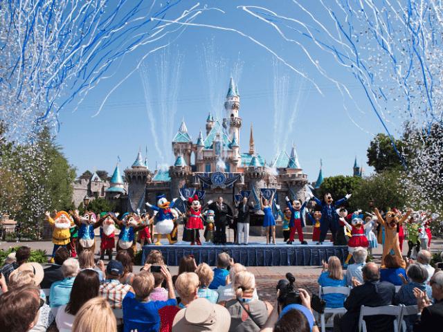 Disneyland Family