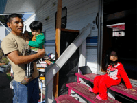Buena Vista Mobile Home Park (Eric Risberg / Associated Press)