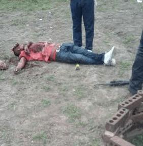 Los Zetas Shootout