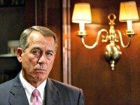 Boehner: 'Cruel' America First Caucus Wants to Stop Country from Being a 'Land of Immigration'