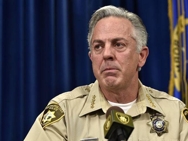 Sheriff 'Not Comfortable Disclosing' Reason Las Vegas ...