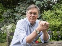 Sir Tim Hunt at his home in Hertfordshire.