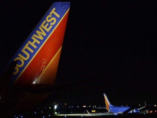 Southwest Airlines (Mark Zaleski / Associated Press)