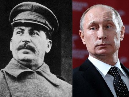 Russian Poll: Stalin 'Most Outstanding Person in History,' Putin Number Two