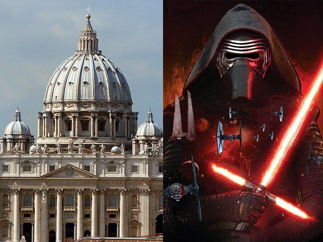 Vatican Paper: 'Star Wars' Prequels Better Than 'Force Awakens'!