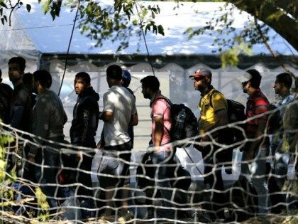 Migrants To Turkey