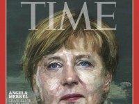 angela merkel time magazine