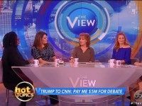 ABC's 'The View' Co-Host: Trump's Appeal Fueled by 'Self-Hatred'