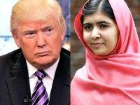 Trump AP vs Malala
