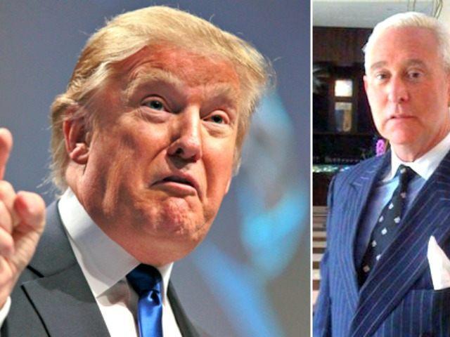 Trump and Stone APNydia Stone