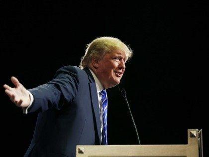 Donald Trump so what? (John Locher / Associated Press)