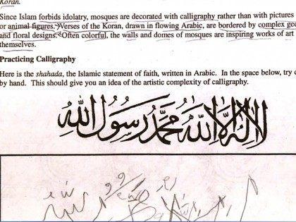 VA-School-Islam-Lesson