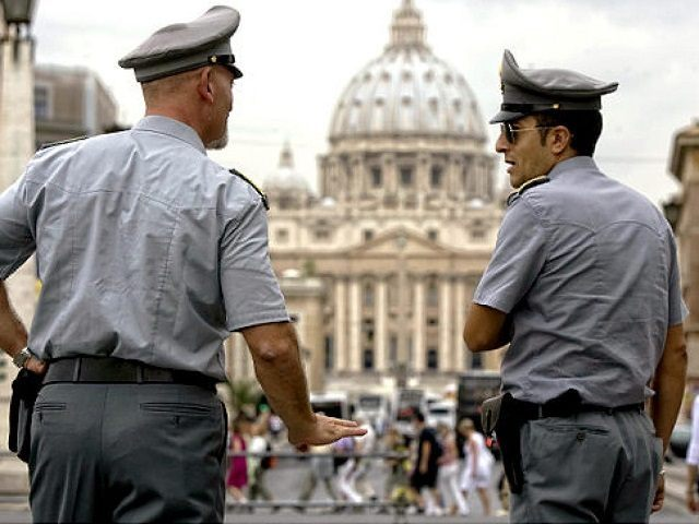 Vatican security Reuters