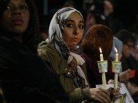 Vigil in San Bernardino (Joe Raedle / Getty)
