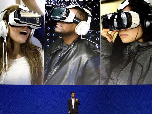 Virtual Reality Oculus (Nick Ut / Associated Press)
