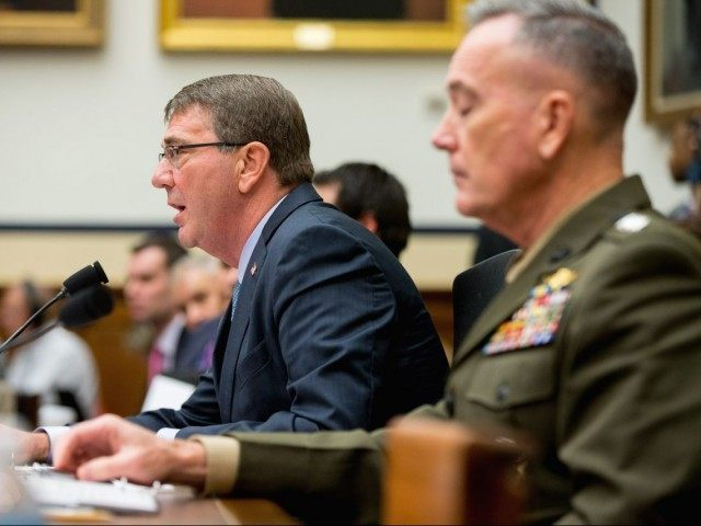 Joint Chiefs Chairman Contradicts Obama: Islamic State 'Not Contained'