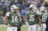 Ryan Fitzpatrick, Brandon Marshall