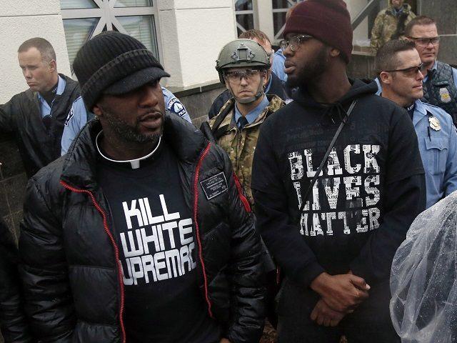 Image result for cops black lives matter