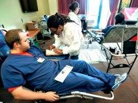 blood-drive AP PhotoDaily News-Record, Jason Lenhart