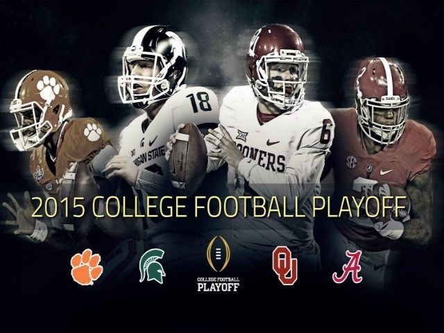 college football playoff GettySporting News